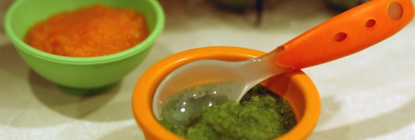 How to Puree Baby Food